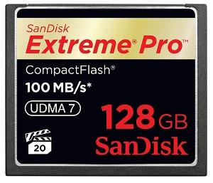SanDisk ExtremePro 128GB