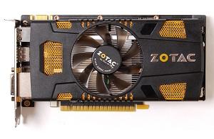 ZOTAC GeForce GTX 550 Multiview