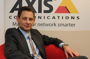 Baraa Al Akkad, Regional Manager, Axis Communications Middle East