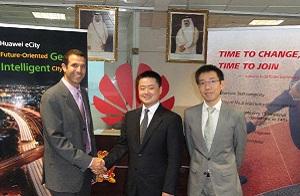 Huawei-Informatica Qatar