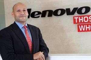 Ahmed Khalil, Lenovo's new General Manager for KSA
