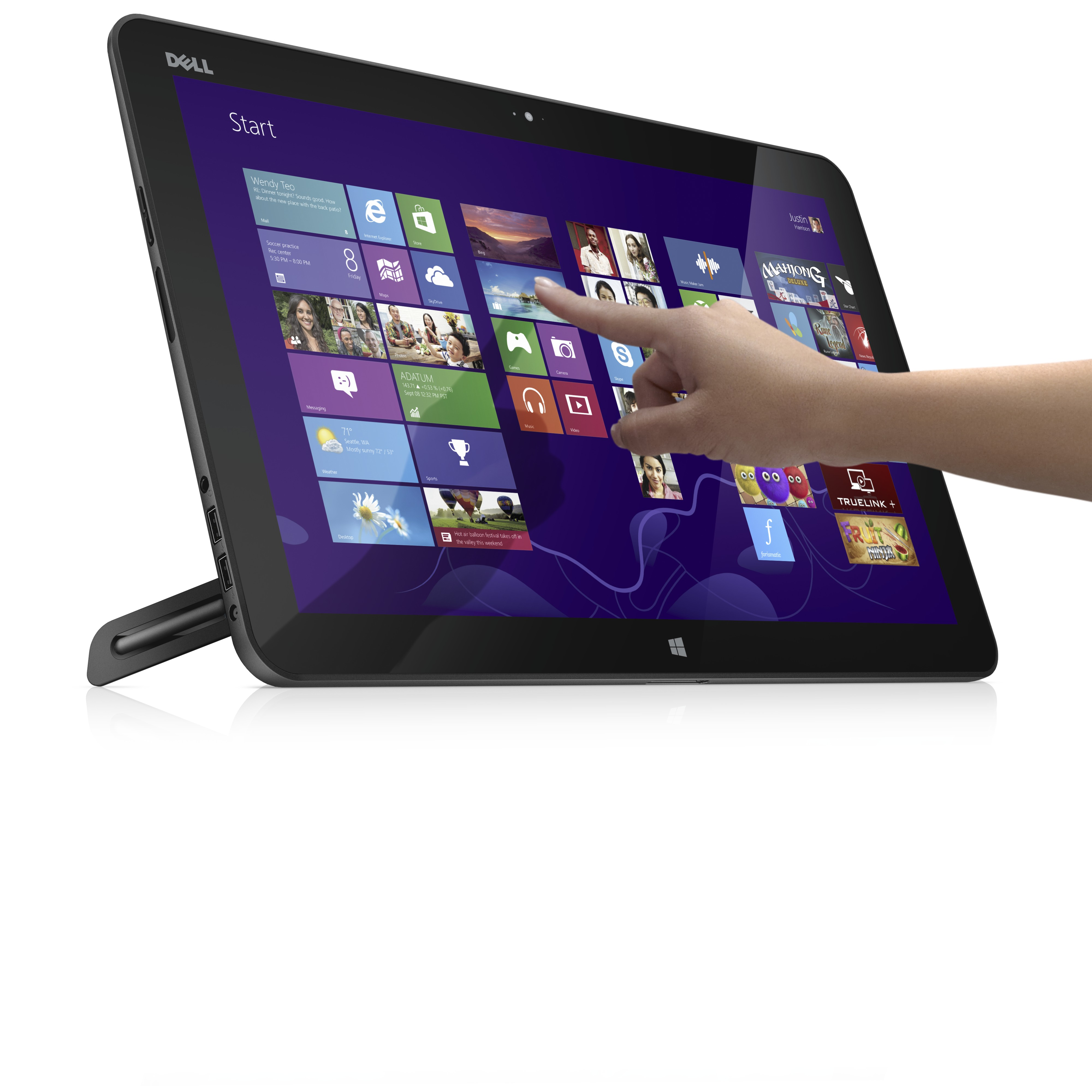 Dell launches new tablets and XPS laptops