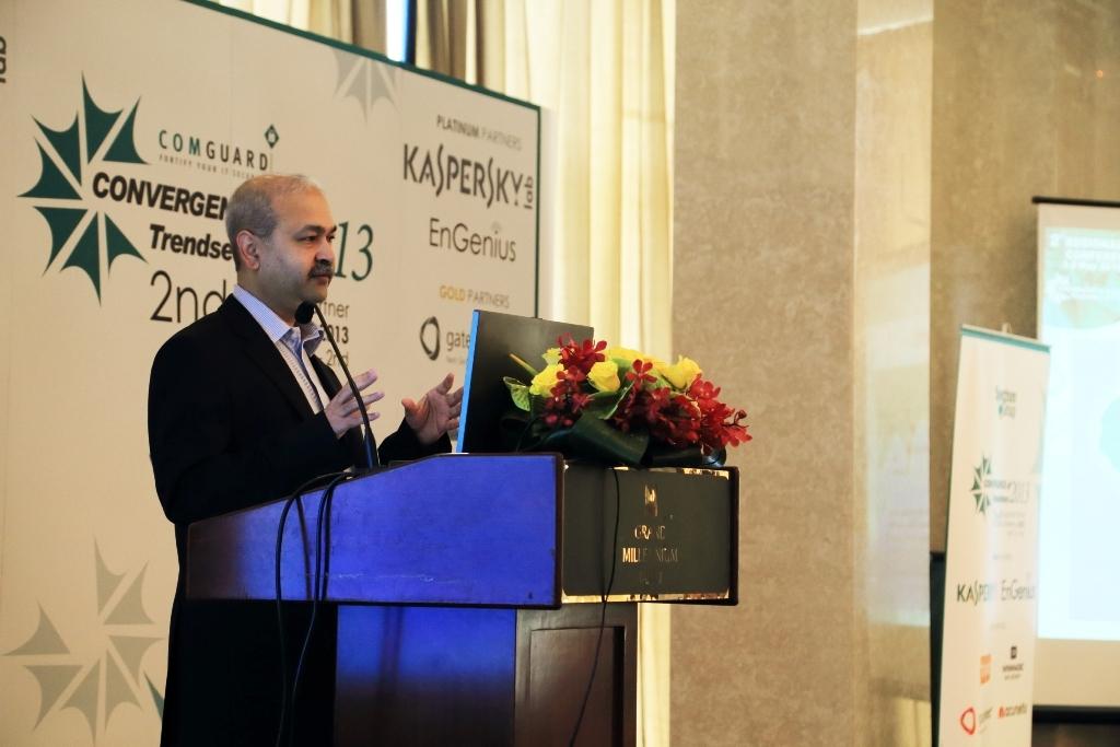 Ajay Singh Chauhan, CEO at Comguard