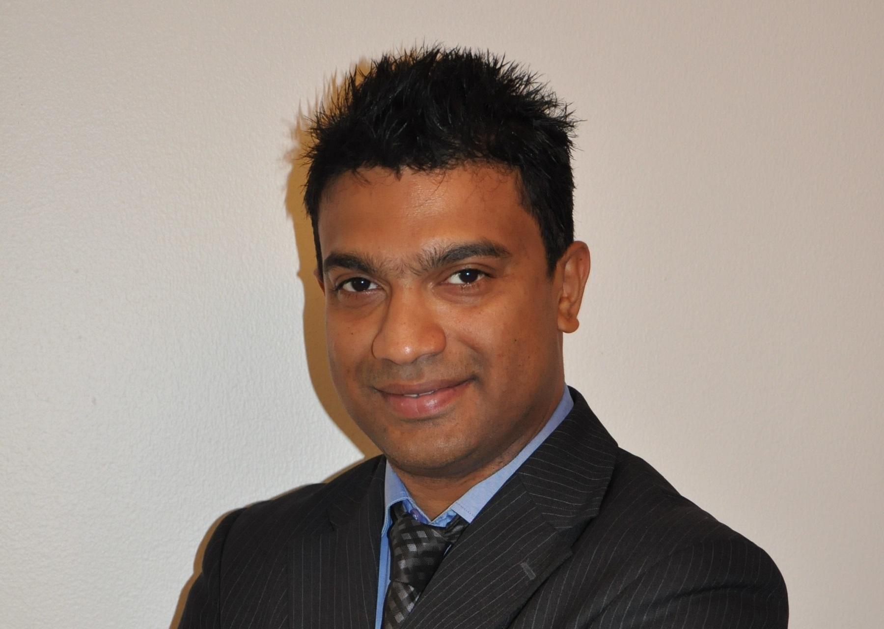 Vineeth Sebastian, Regional Sales Director-MEA at MMD and AOC