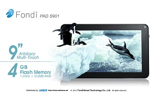 ASBIS introduces Fondi range of tablets