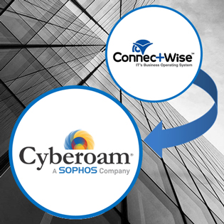 Cyberoam offers deeper integration with ConnectWise