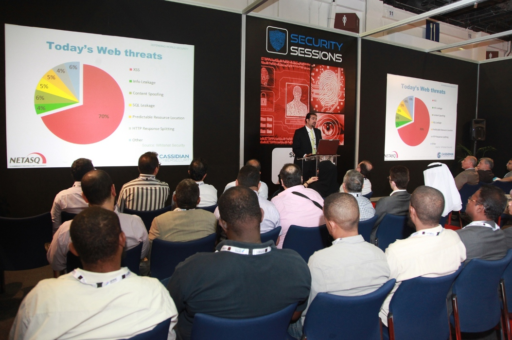 GISEC 2013 Conference