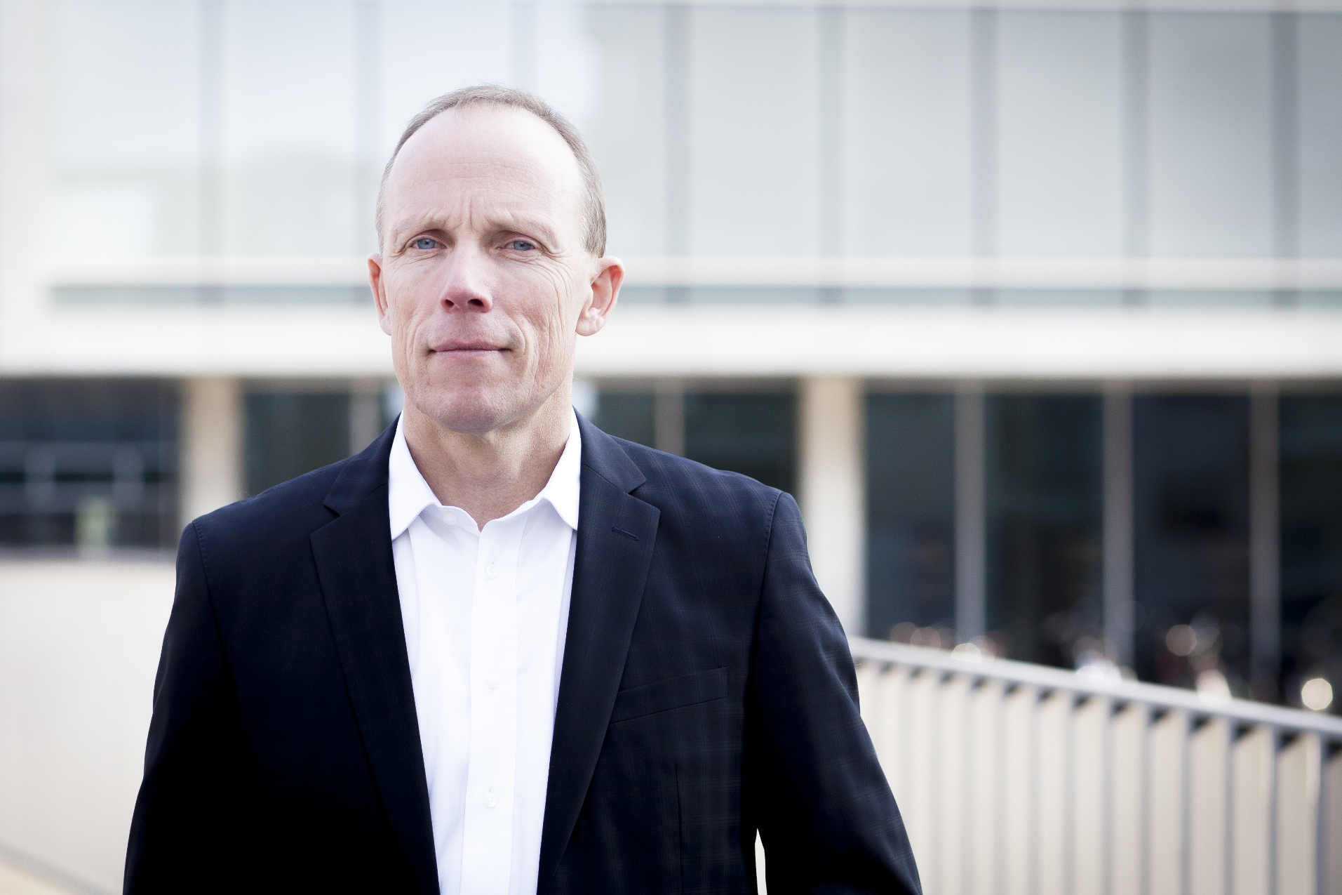 Peter Colsted, the CEO of Secunia