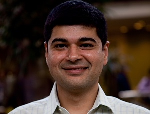 Ashesh Badani, vice president and general manager, OpenShift, Red Hat