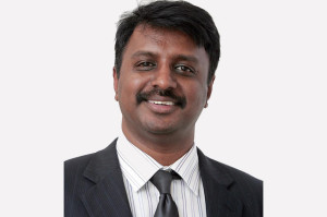 Anish Kanaran, channel director-Middle East, India and Africa at Epicor