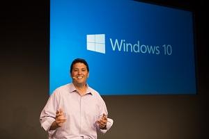 Terry Myerson_execVP, Microsoft.