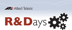 Allied Telesis R&D Day