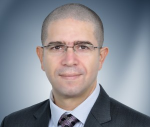 Ahmed Sousa, Regional Magager - Solutions Architect for MEA and Turkey at Polycom.