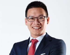 Denny Liang, Vice President, TP-Link Middle East.