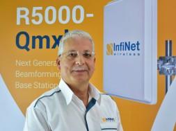 Kamal Mokrani – Global VP – InfiNet Wireless