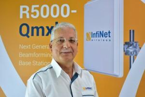 Kamal Mokrani - Global VP - InfiNet Wireless