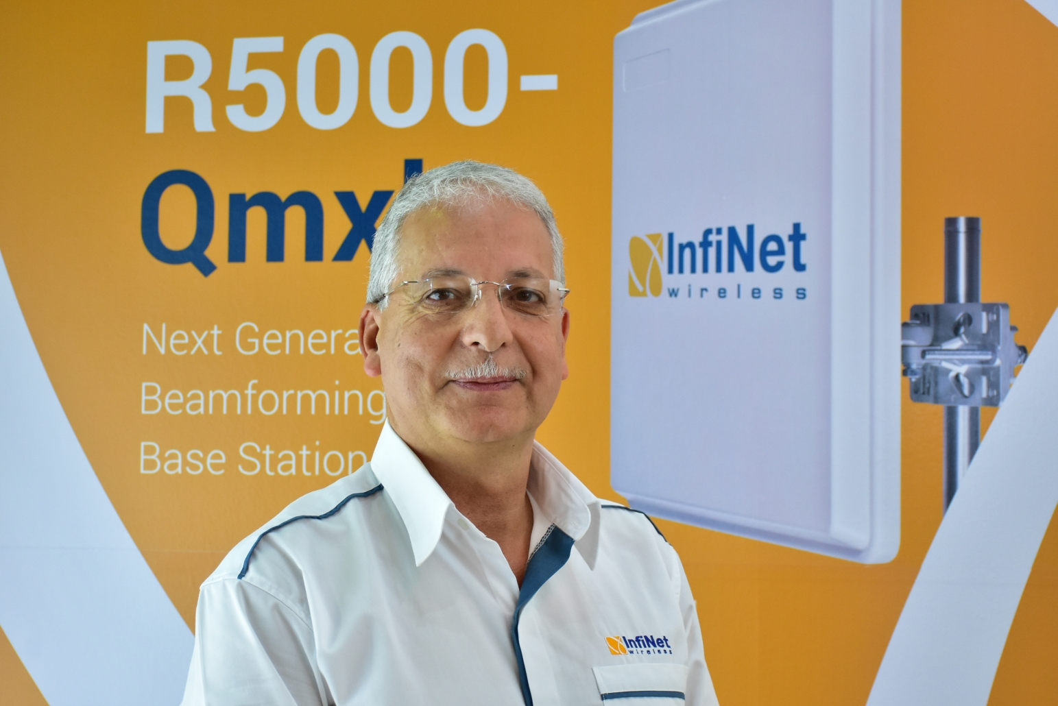 InfiNet Wireless selected to help Connect improve their new wireless network infrastructure