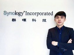 Nick Jheng, Sales Account Manager at Synology