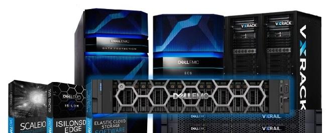 Dell EMC PowerEdge Servers 14G