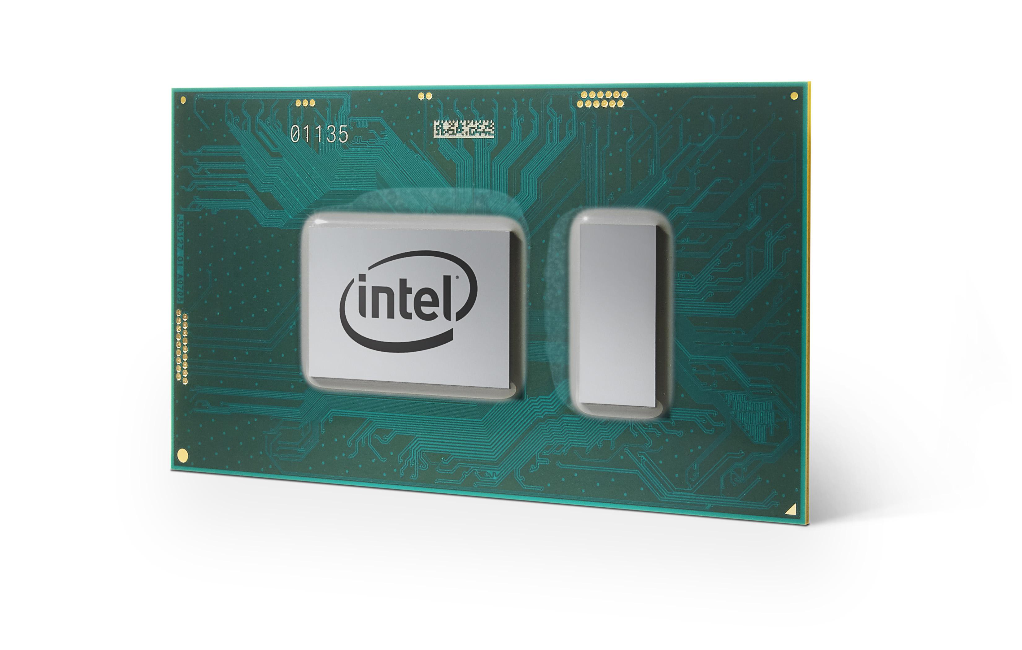 Intel Launches New 8th Gen Intel Core Processors