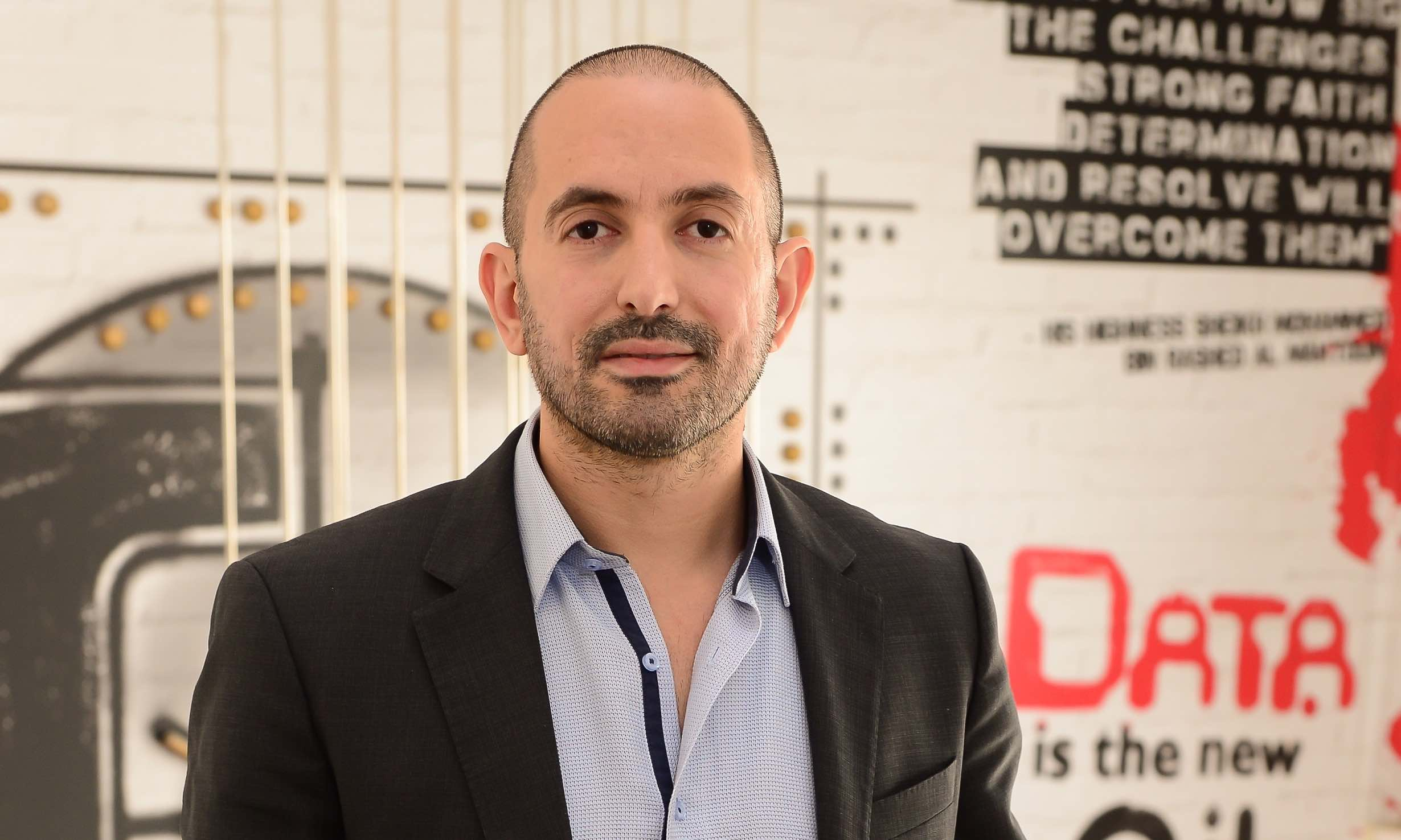 Abed Shaheen CEO InfoFort