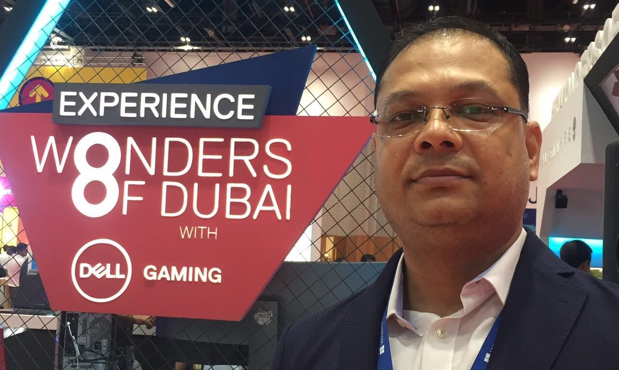 Arun Mittal, Regional Consumer Sales Manager, Middle East and Africa at Dell copy