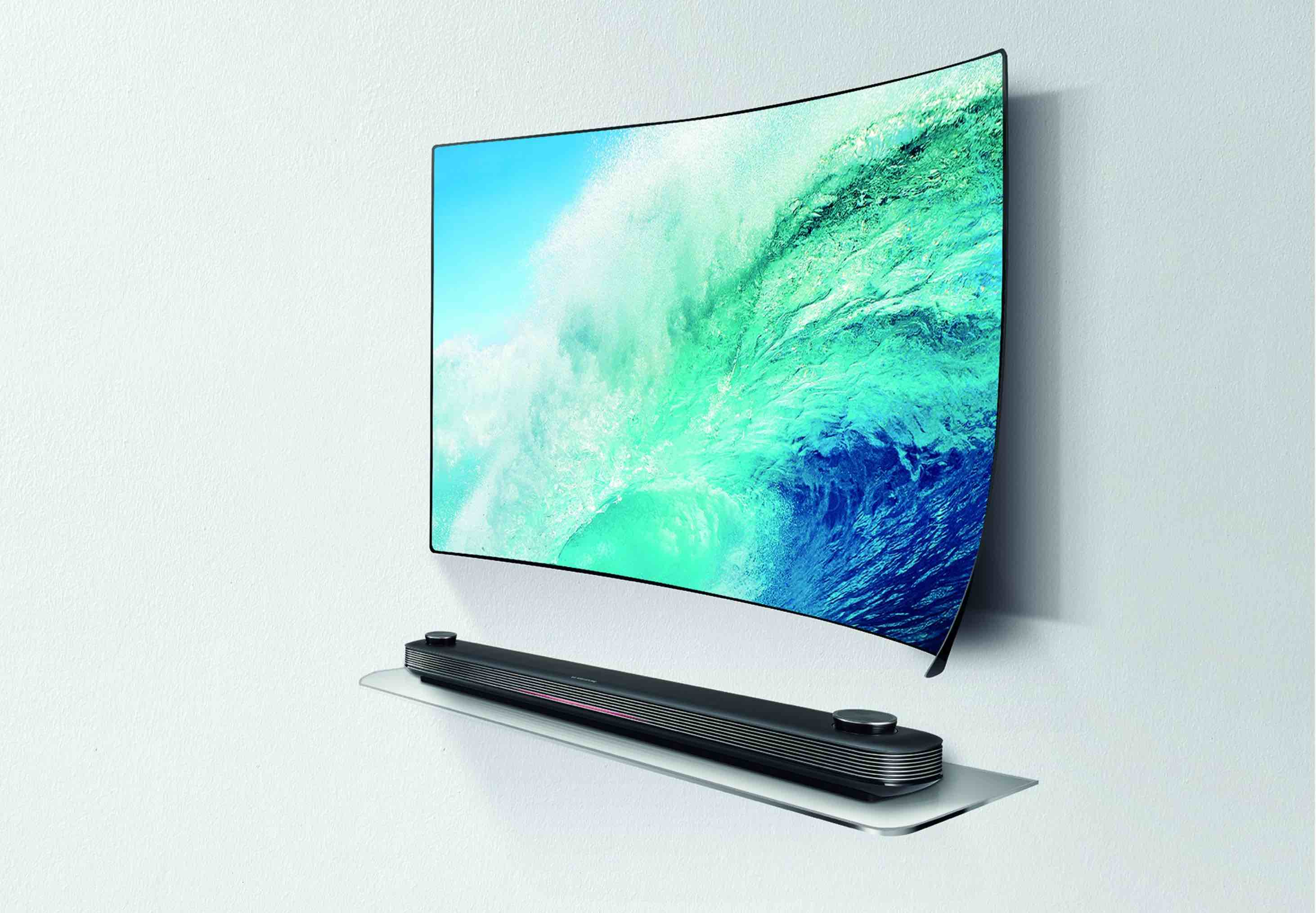 LG Signature OLED TV W Now Available Across the Region