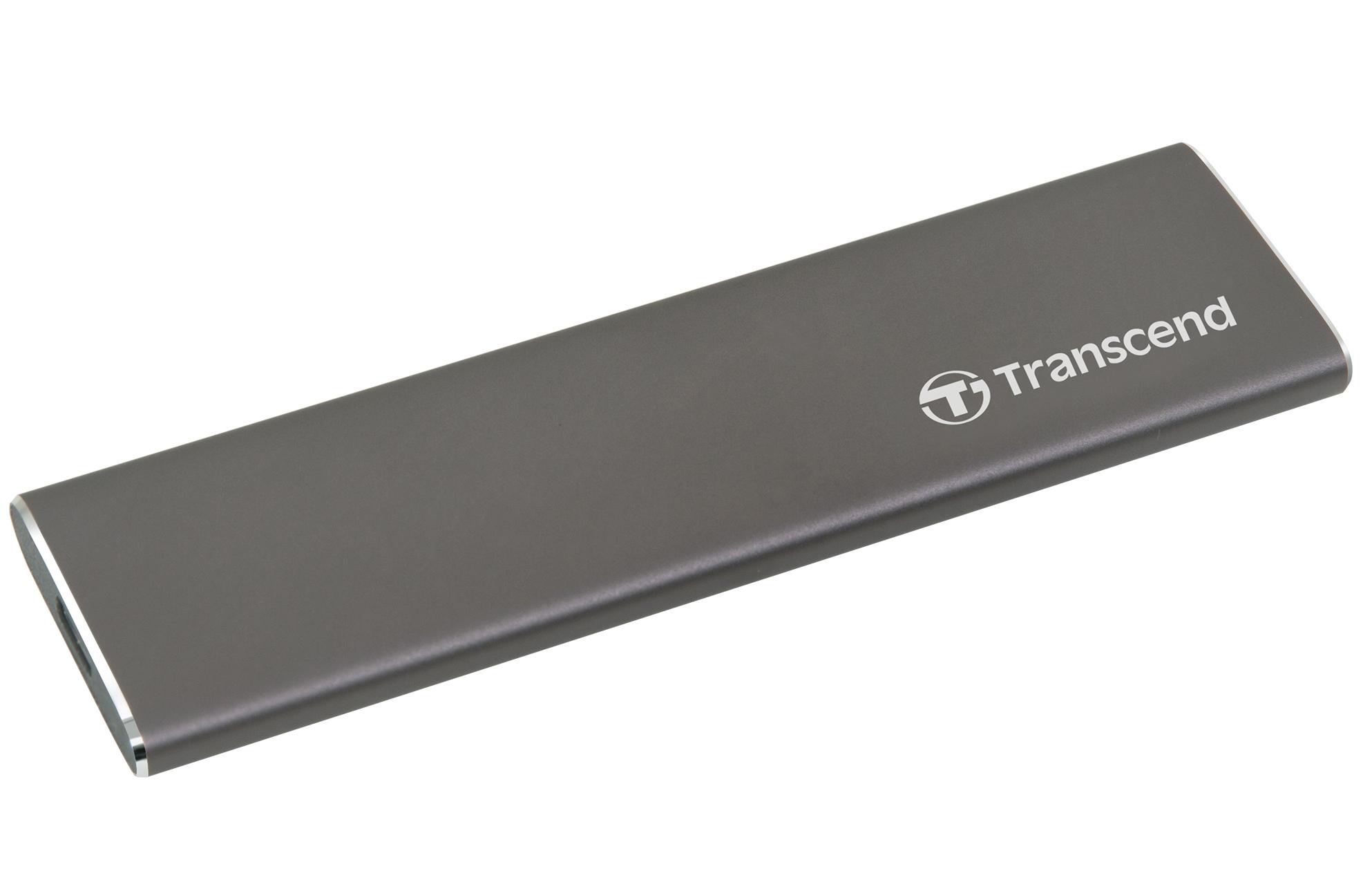 Transcend StoreJet 600 for Mac