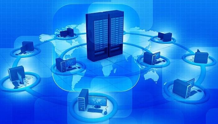Featured data storage