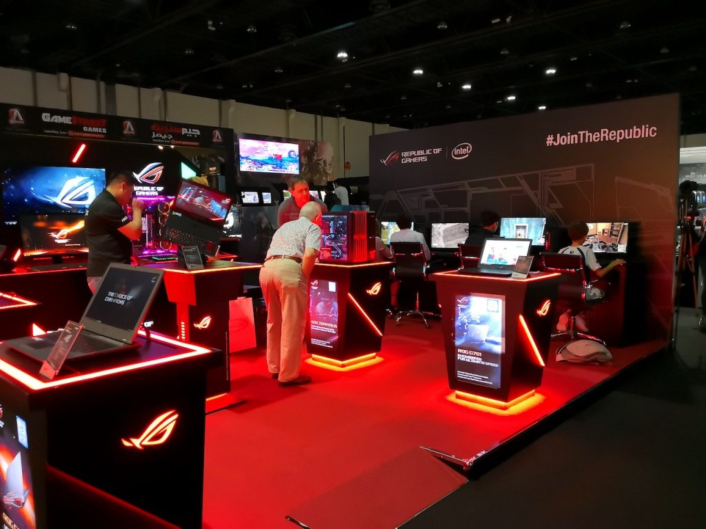 Middle East Games Con Concludes with a Resounding Success
