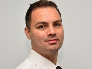 Brandon Zabielski, A4 Hardware Product Manager at Kyocera Document Solutions South Africa