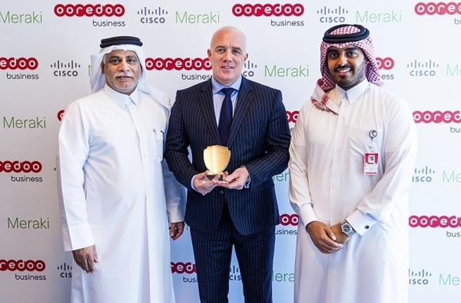 Ooredoo bags Cisco's Gold partnership