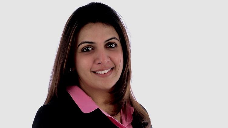 Carol Anne Dias, Regional Sales Director – Middle East & Africa at AOC