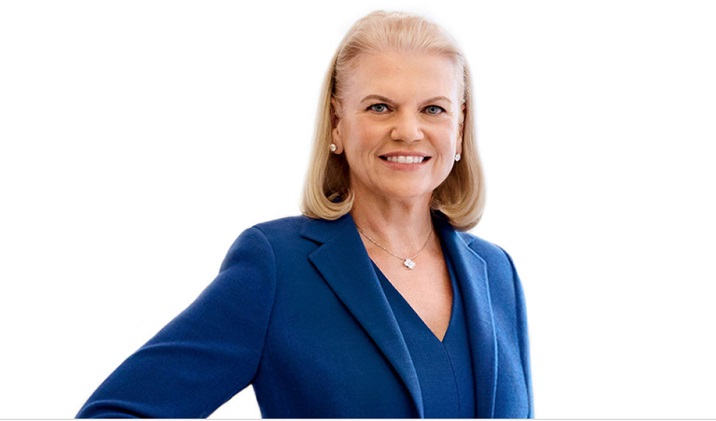 Ginni Rometty, IBM Chairman, President and Chief Executive Officer