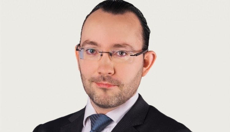 Ciaran McCormack, Regional Director for the Middle East, Linesight