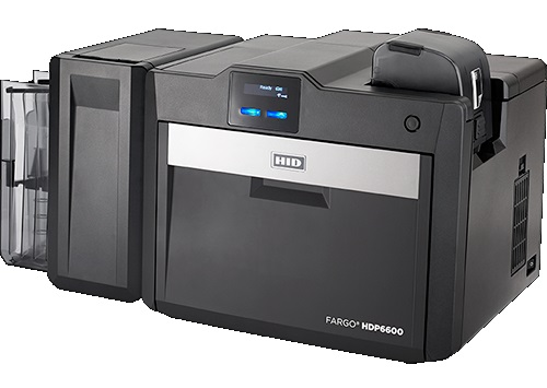 HID FARGO HDP6600 High Definition Printer