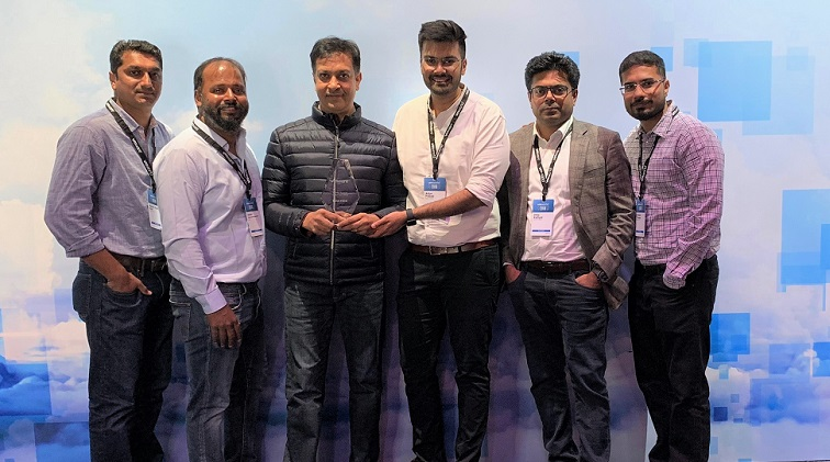 VMware recognises Huco as the Service partner of the year