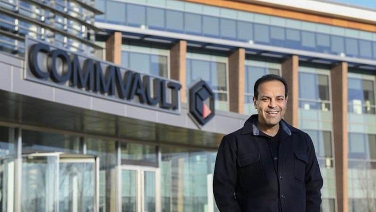 Commvault announces partnership with Microsoft
