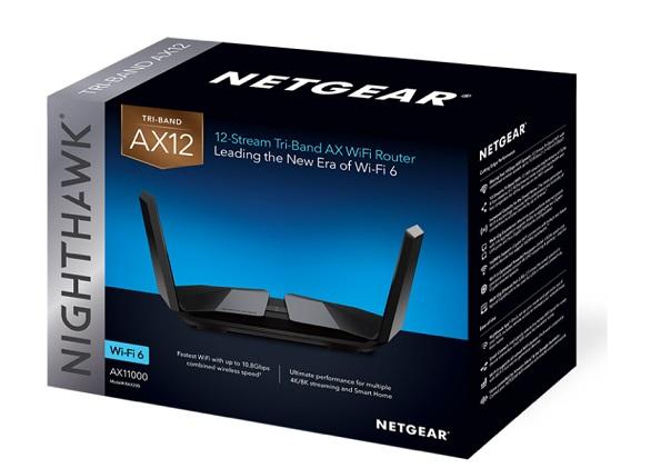 Nighthawk AX12 Box