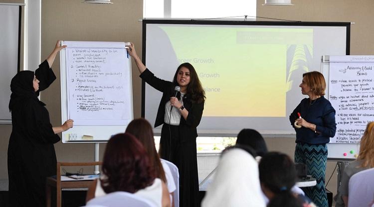 EITC Women Council workshop discusses gender balance and beyond
