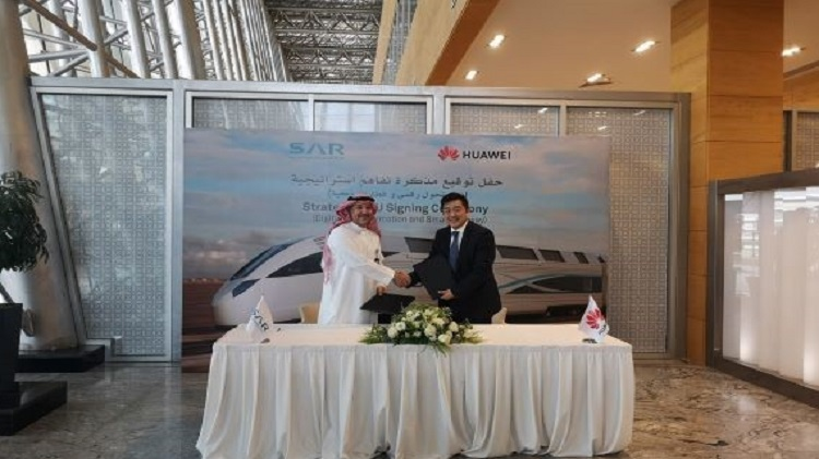 SAR and Huawei sign MoU to spearhead digital transformation in Saudi Arabia