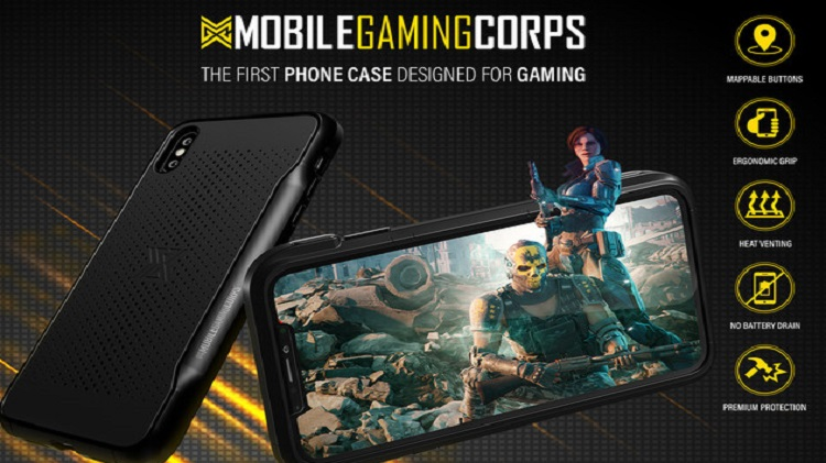 Mobile Gaming Corps