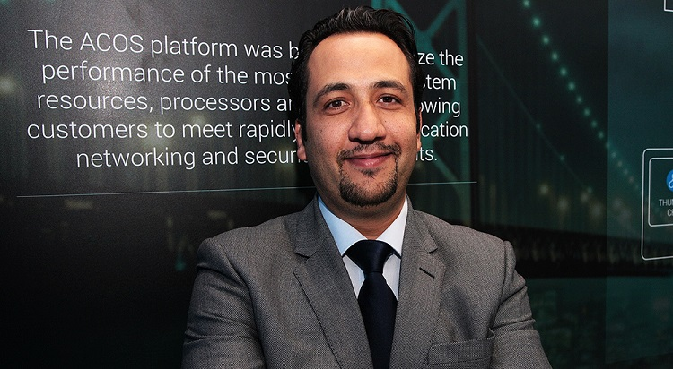 Mohammed Al-Moneer, Regional Vice President of Sales – MENA at A10 Networks