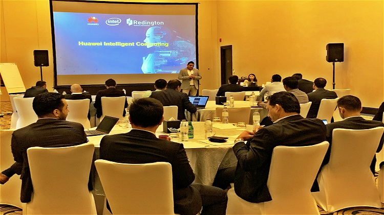 Redington Huawei event-edited