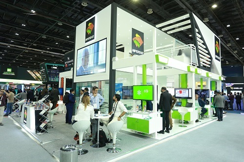 Hiperdist in collaboration with Microsoft concludes its participation at GITEX