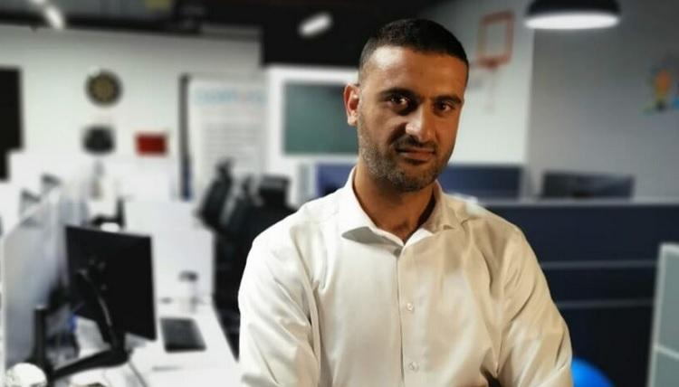 Jamal Al Mahamid, CEO Palmira Software House
