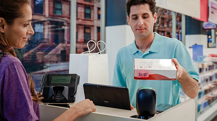 Zebra introduces new stylishpresentation scanner