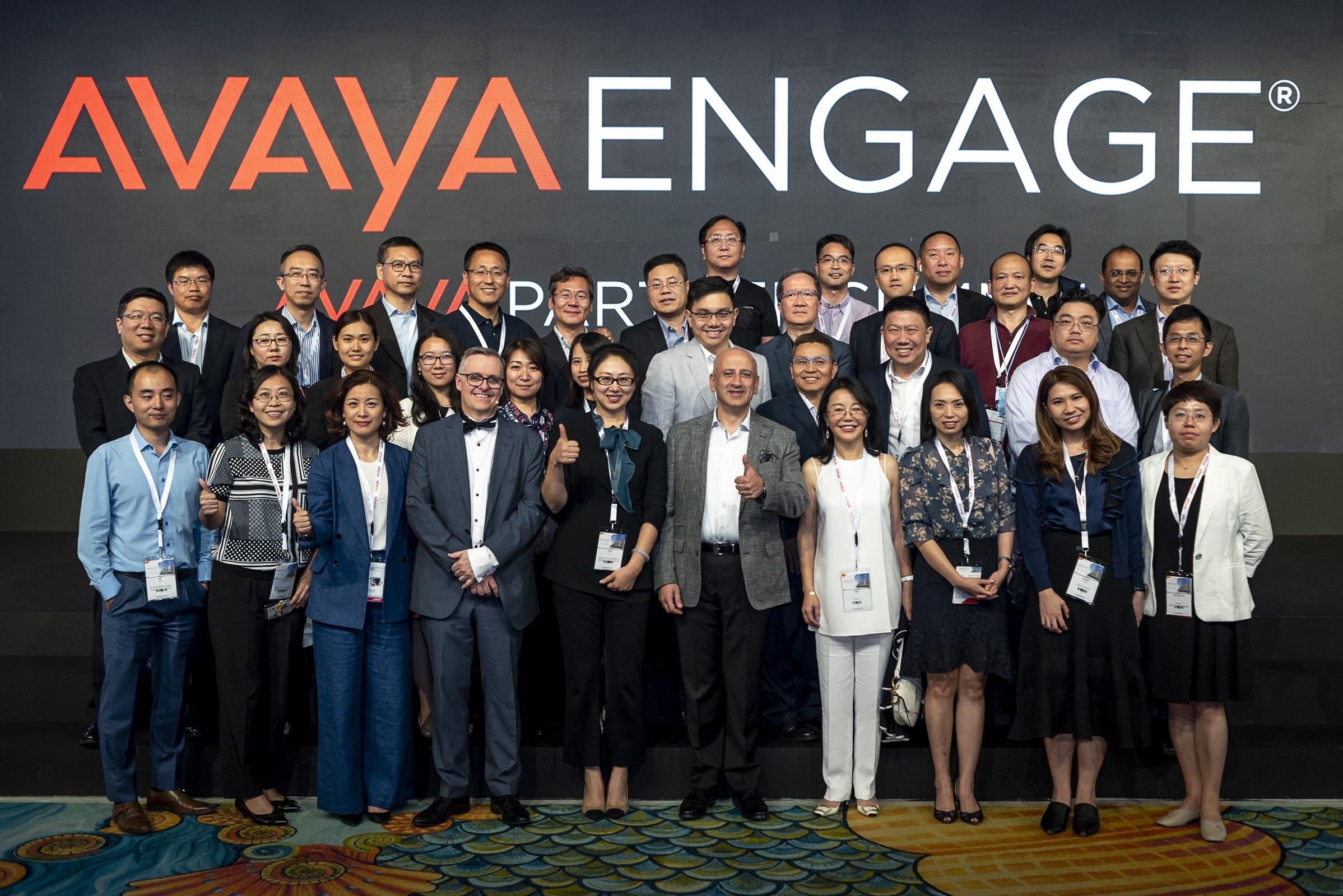 Avaya recognizes its channel partners
