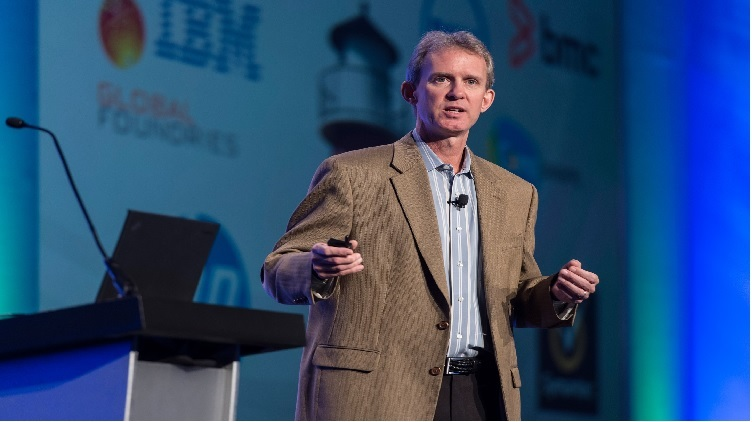 Dave Russell, Vice President of Enterprise Strategy at Veeam