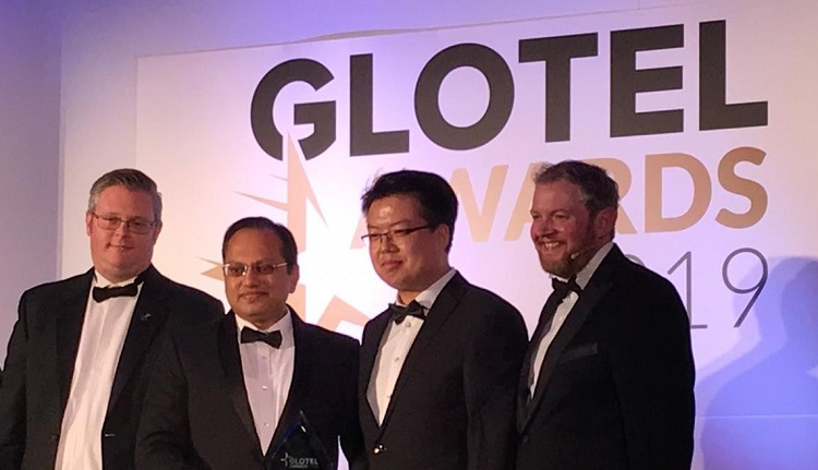 """Huawei AUTIN bags """"Automation Initiative of the Year"""" award"""